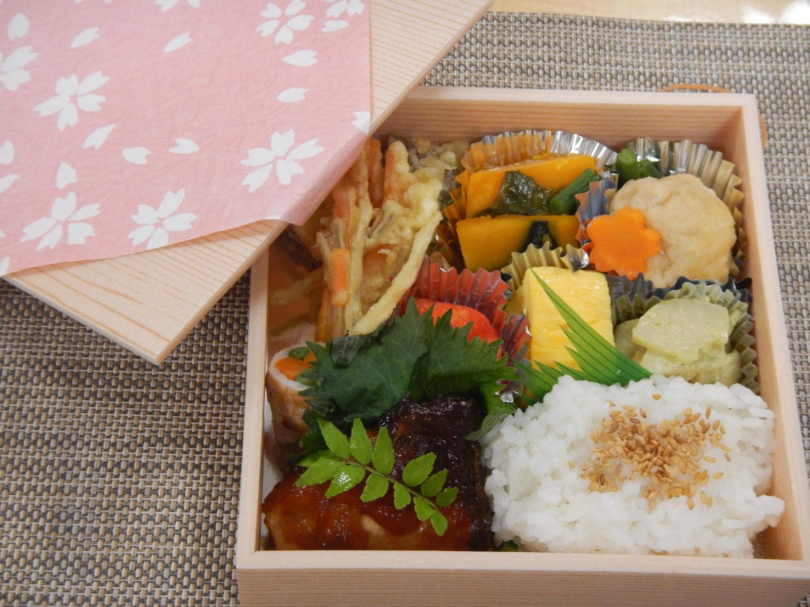 【デイサービスまごのて西陣】「筍料理」&「春のお弁当」